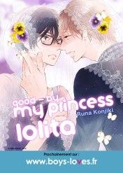 My Princess Lolita de Runa Konjiki